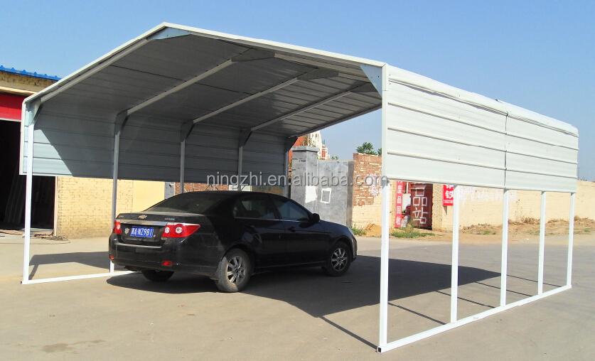 3 3 x 6 x 2 5 m simples acier abri cadre galvanis portable voiture camion bateau caravan. Black Bedroom Furniture Sets. Home Design Ideas