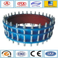 Double flanged connecting pipes expansion joints carbon steel