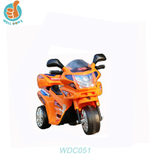 WDC051 Children New Motorcycle Seat For Kids To Play Electric Car With Music