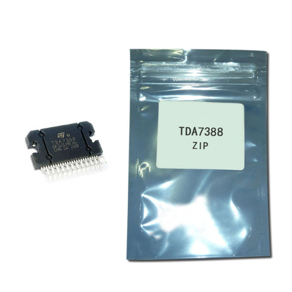 Wholesale Audio Chips Online Buy Best From China 2sc5200 And 2sa1943 High Fidelity Power Transistor 10pcs Lot Tda7388 7388 Zip25 Car Strongaudio Strong