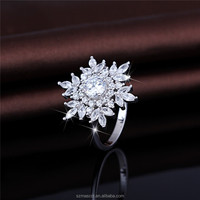 best all diamond white gold platinum love ring price in india
