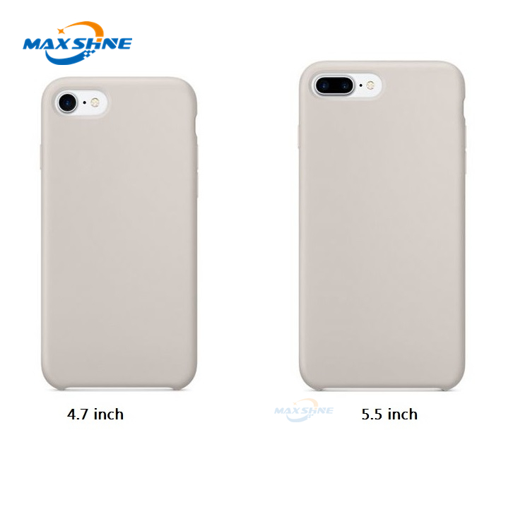 Maxshine Biodegradable <strong>Shock</strong> Proof Silicone For Iphone 6 7 8 10X Xr Xs Max Case Oem