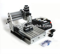 cnc mini millinging machine 4 axis/cnc machine router 3040