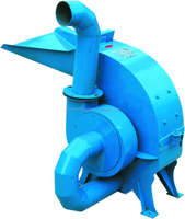 China Super Supplier hot sale Hammer Mill / Professional hammer mill crusher for wood branch