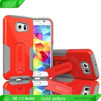 for samsung galaxy s6 hybrid case