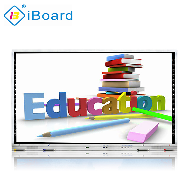 iBoard LED-Backlit infrared Touch Display, 1920 x 1080 full hd video