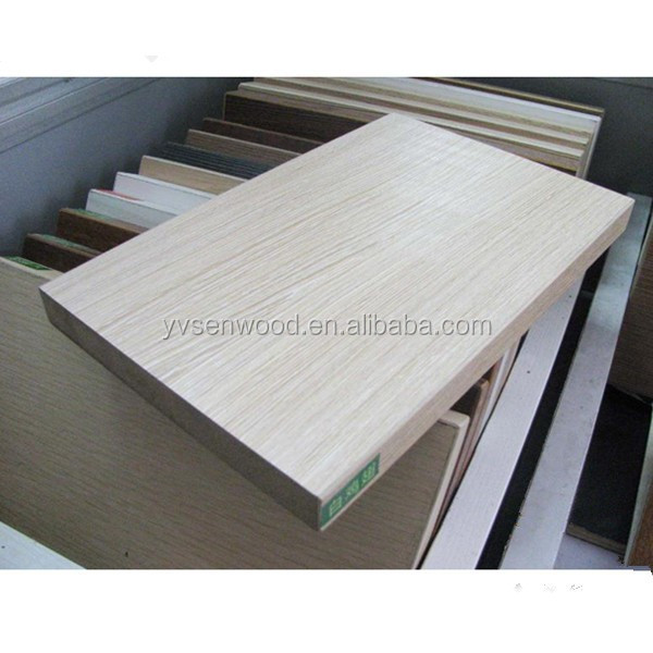 melamine laminated MDF production line plain MDF wholesale MDF