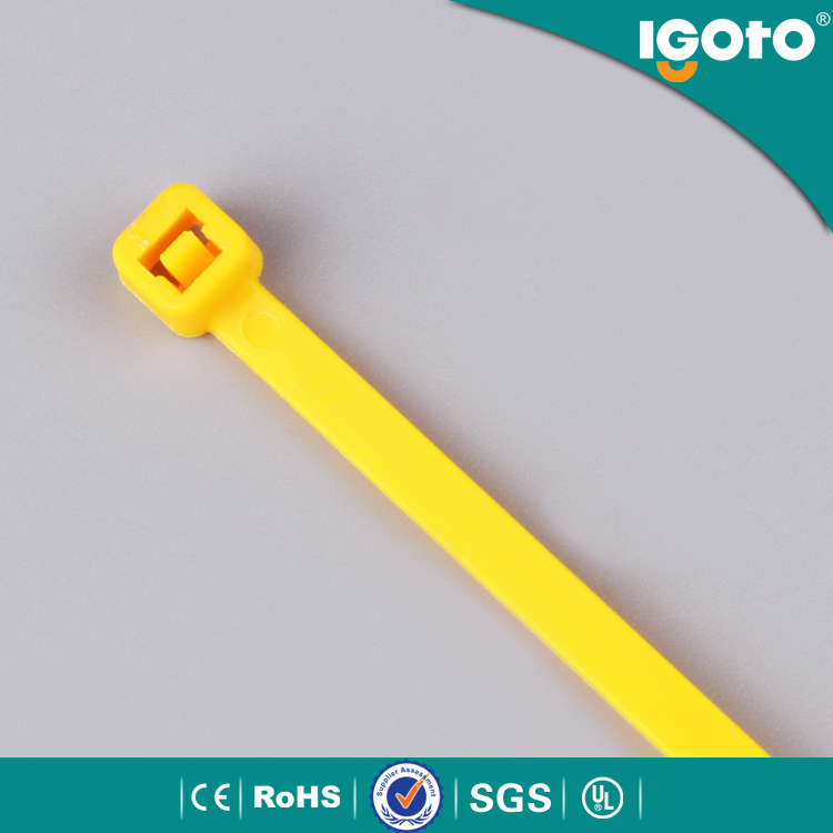 150mm new design circle nail clip reusable rohs nylon cable tie