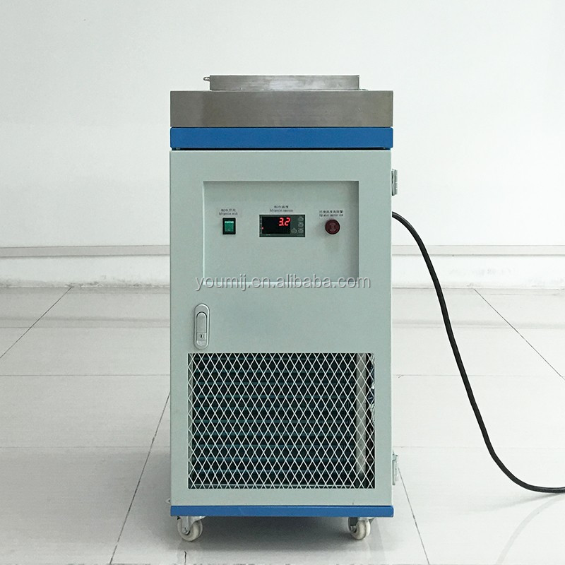 minus 170 degree lcd freezing separator machine for Samsung Edge lcd touch screen separation