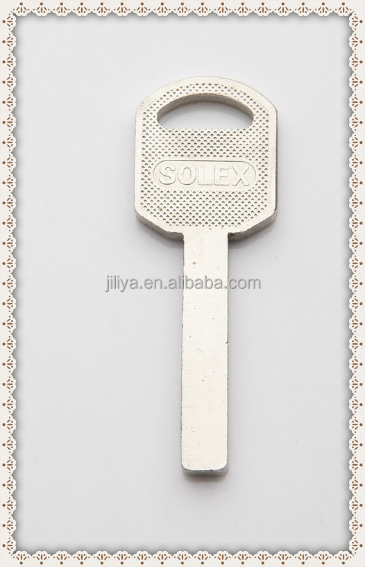 New style high quality nickel plated brass slot machine keys