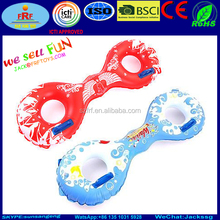 Kids and Adult Summer Inflatable Wearable Swimming Ring