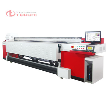 Excellent printing high resolution SPT heads Icontek textile printer