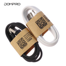 shenzhen bulk long black white pvc 1M 2M 3M <strong>usb</strong> c charger data line leather durable micro <strong>usb</strong> cable
