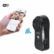 Smallest Wireless CCTV Ip Rechargeable Camera With Battery