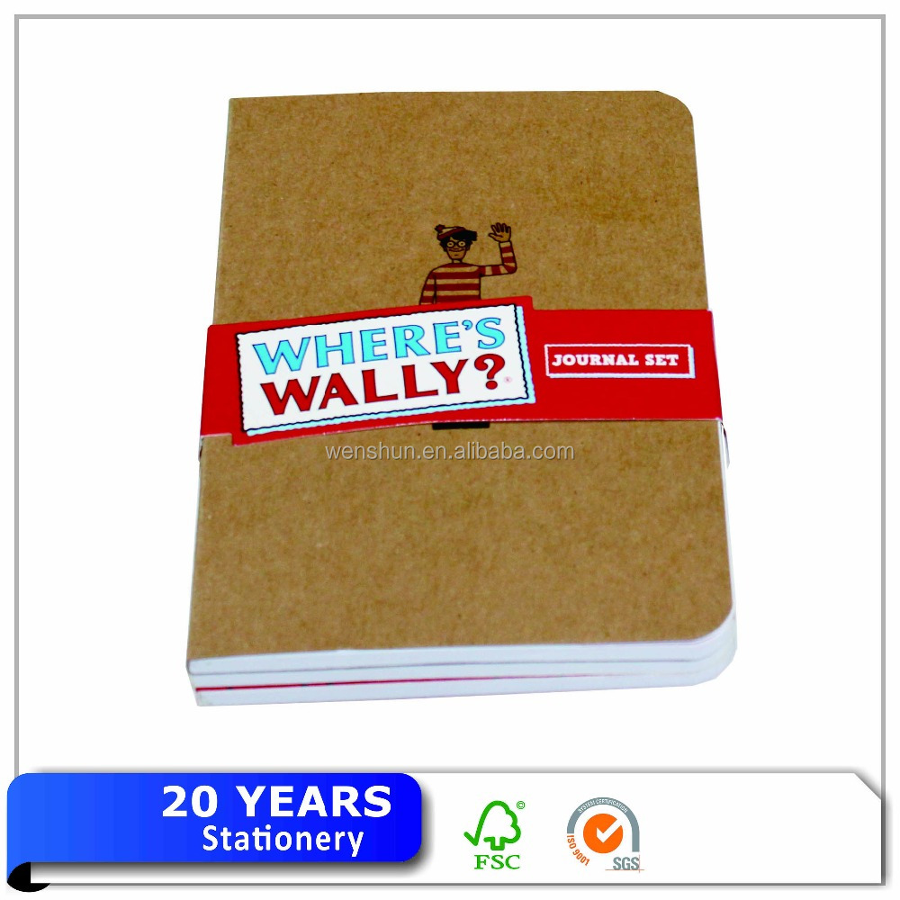 Custom Cheap Bulk Notebooks, Exercise Books and Stationery