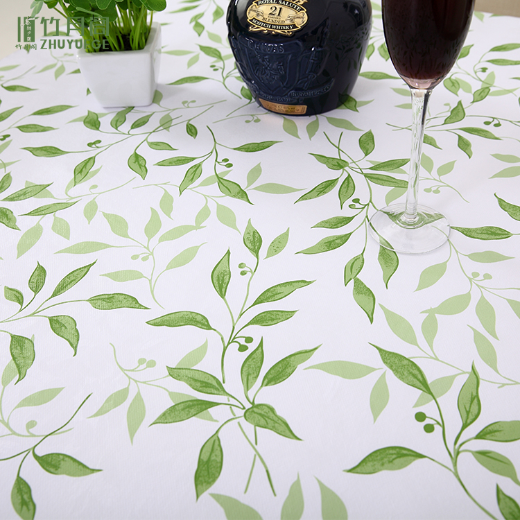 Hot China Products Wholesale Wedding PVC Tablecloth