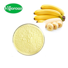 Hot quality dried banana fruit flavor powder