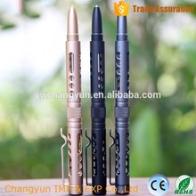 self defence tacitcal pen military writing Ballpoint multifunctional self protection weapon aluminum tactical pen