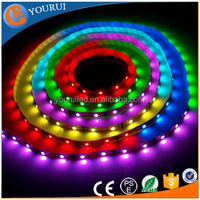 Factory wholesale IP20 44 65 68 Waterproof RGB LED Strip SMD 3528 2538 5050 LED Flexible Strip Light