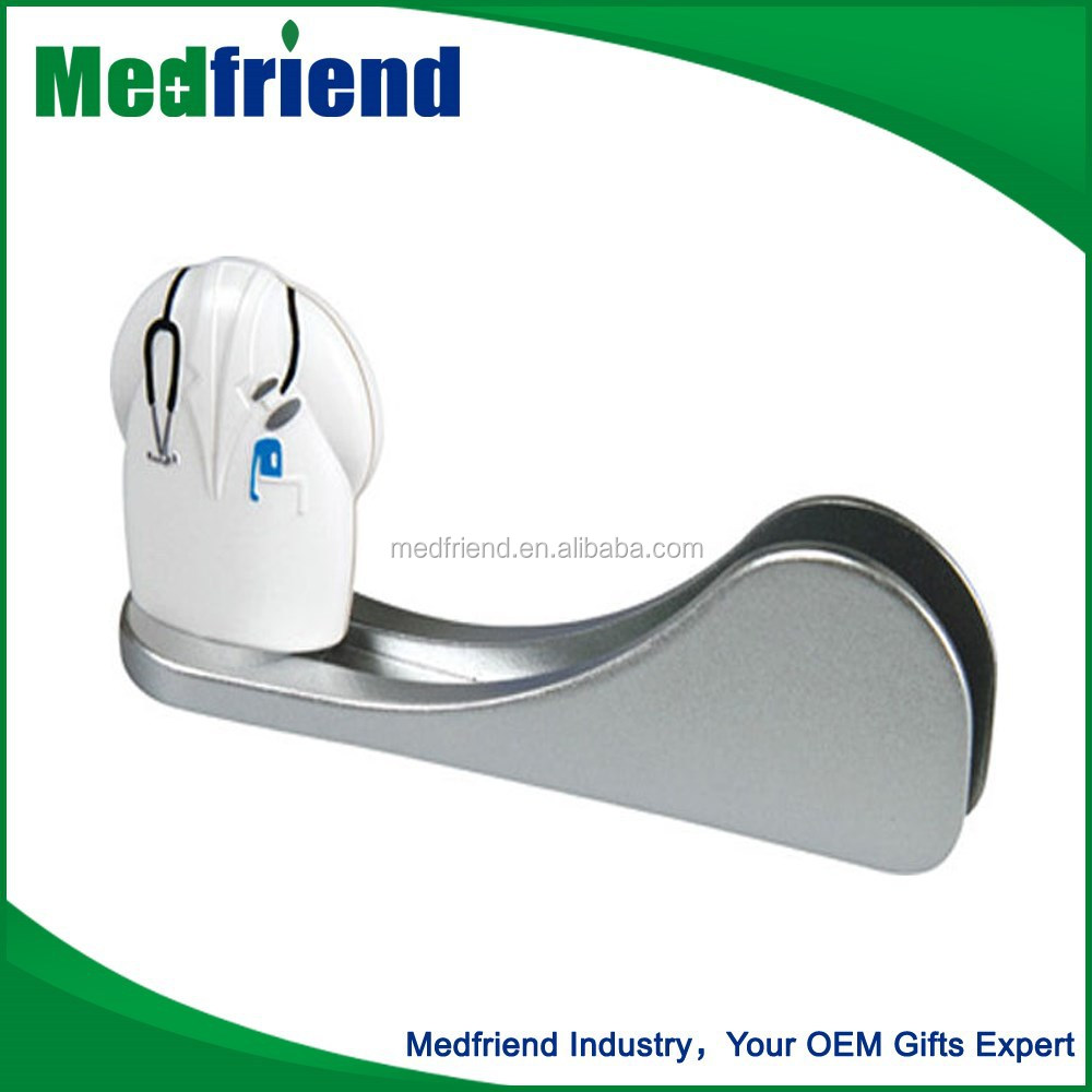 Doctor Coat Business Name Card Holder for Pharmaceutical Promotion