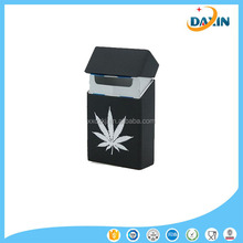 Customised Holds 20/25/30 Cigarettes, colorful Silicone Cigarette Case /Box Sleeve