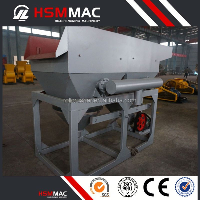 HSM Saw Tooth Wave Jigger Gravity Jig Concentrate Machine