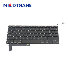 Keyboard for Apple Macbook Pro A1286 without Backlight Backlit 2011 2012