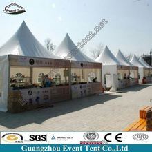 Alibaba China supplier commercial tent canopy, gazebo party tent 4x4