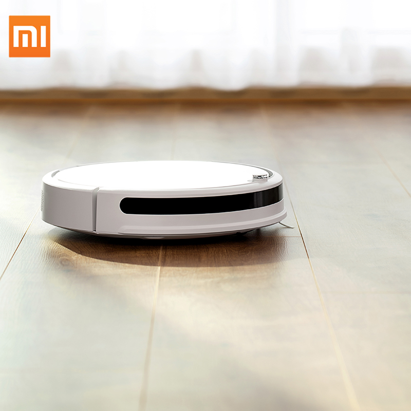 Hot sale Xiaomi roborock 14.4v 50w smart robot vacuum <strong>cleaner</strong>
