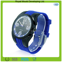 Silicone Rubber Sport Watch Band For Girls