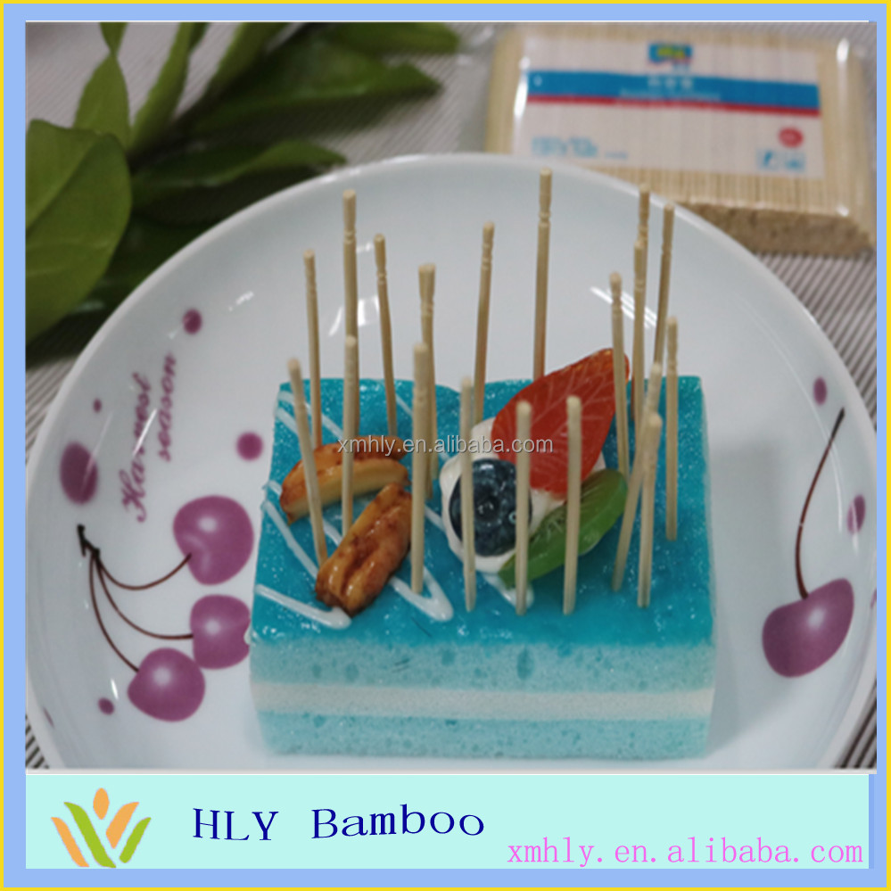 Good Quality Tableware Toothpick Bamboo in Bulk