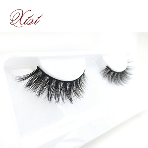 High Quality 100% Natural Fur Mink Strip Eyelashes