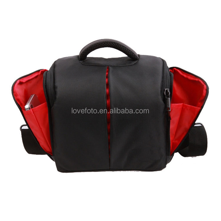 Pro Camera DSLR Bag Waterproof Bag Single Shoulder Bag