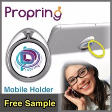 Propring 360 Degree Rotation Finger Ring Cell Phone Mobile Stand for Dealer Wholesale