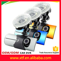 double lens car camera recorder GPS used accident cars for sale