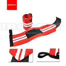 Wholesale High Elastic Weight Lifting Wrist Wraps