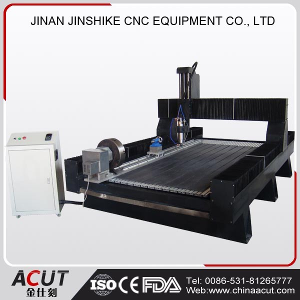 ACUT-1325 Cnc marble engraving machine /cnc carving marble granite stone machine/ stone cnc router agent price