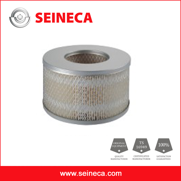 Top quality and competitive price car air filter cartridge from auto parts manufacturer