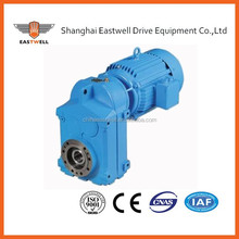 SEW F series EASTWELL parallel shaft helical gearbox flenders gearbox