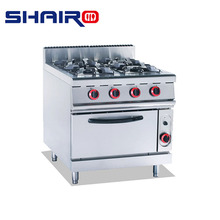 Guangzhou Supplier Stainless Steel Gas Stove/Portable Gas Stove/4 Burner Gas Stove