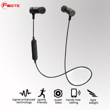 FT-HT9 Free Sample Hottest Headset Volume Control Eardud Hands Free Music Sport Wireless Earbud Mini Bluetooth Earphone With Mic