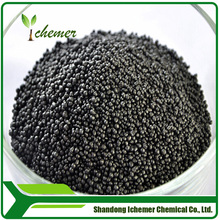 Dark Brown Powder High Potassium Organic Fertilizer for Rubber