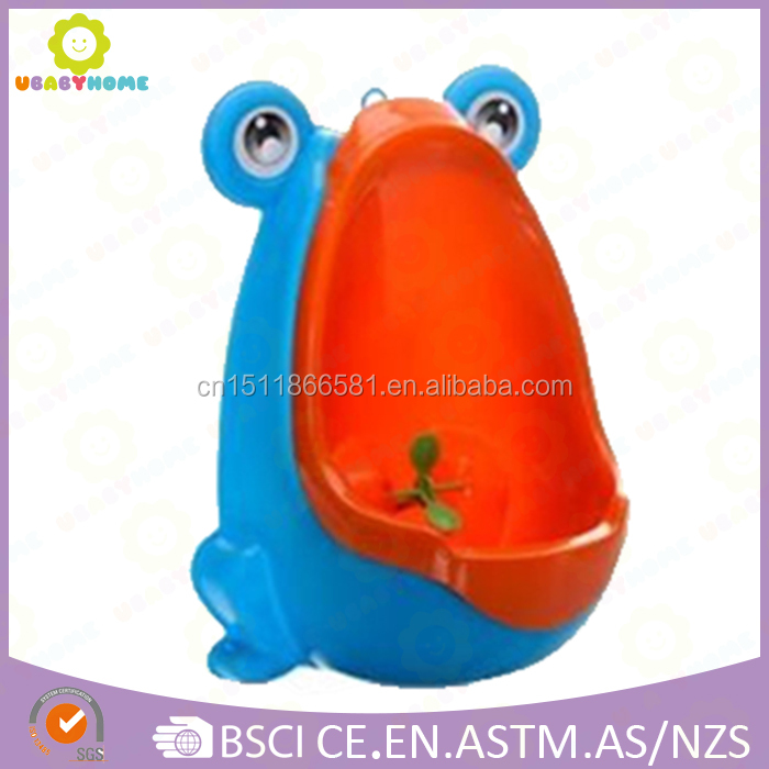 factory price movable plastic baby boy urinal toilet training
