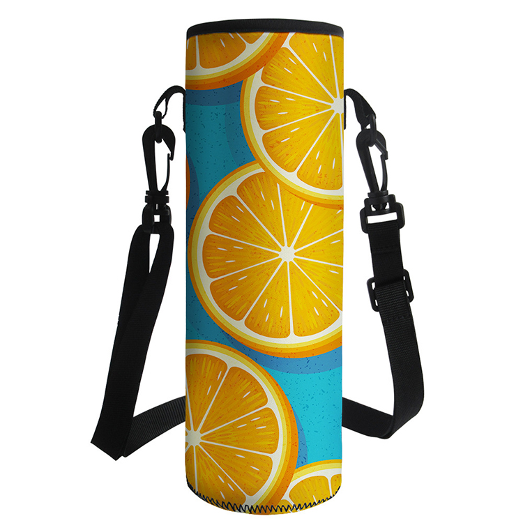 China manufacturer popular glass water bottle covers sleeve bag
