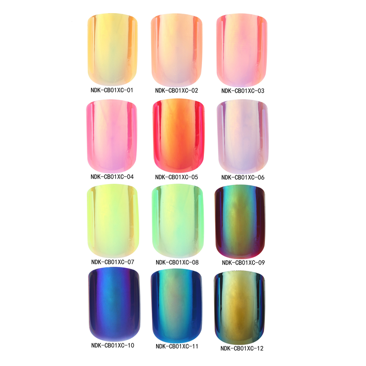 Factory direct sale nail art plate guangzhou glitter with best quality and low price