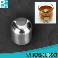 China manufacture promotional ice cubes big round shape