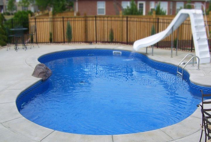 Mosaic And Blue PVC Vinyl Swimming Pool Liner For Sale