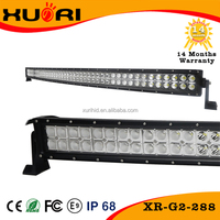 Cheap 50 inch 288W 4x4 Crees Led Car Light, Curved Led Light bar Off road,auto led light arch bent