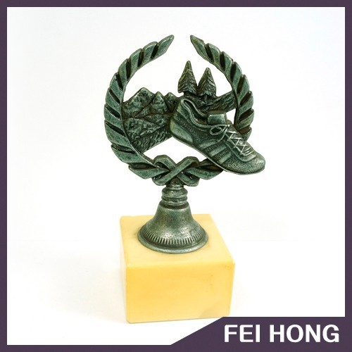 High quality Metal material custom shape and 2D/3DTrophy