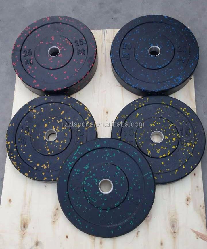 Cheap Custom Rubber Black Bumper Plates For Sale Buy